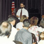 Bob DeGray, Pastor