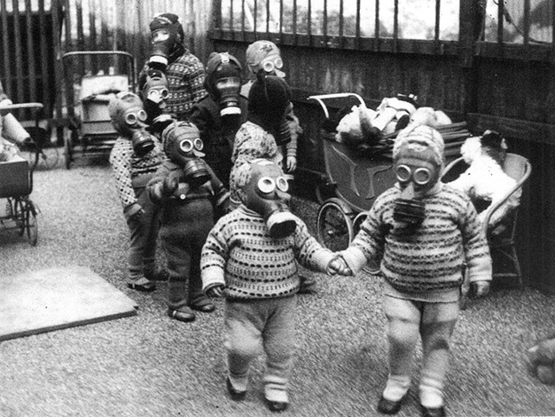 gas mask kids small