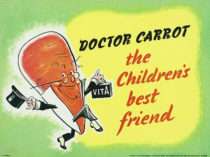 Doctor Carrot – the Children's Best Friend, IWM PST 8105