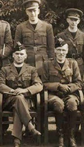 royal army chaplain ronald sinclair