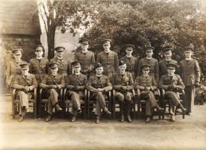royal army chaplain training a